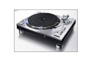 De analoge grammofoonplaat is terug