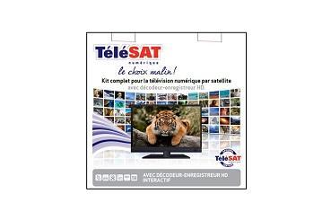 telesat opname
