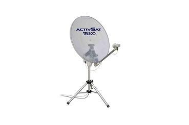 teleco activsat transparant