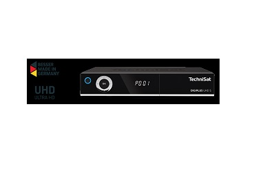 Nieuw Technisat Digiplus 4K, Uhd S, December 2019