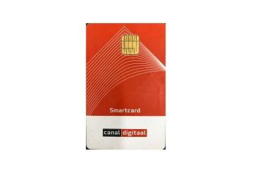 Canaldigitaal smartkaart