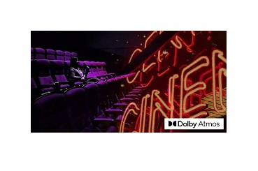 Dolby Atmos® met Height Virtualizer